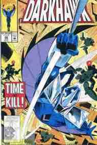 """""""Yesterday's"""" Comic> Darkhawk#28"""