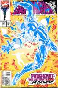 """Yesterday's"" Comic> Darkhawk #30"
