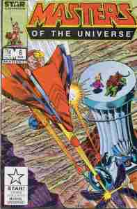 Masters Of The Universe #6 (Star)