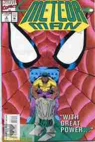 """Yesterday's"" Comic> Meteor Man#3"