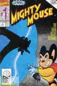 Mighty Mouse #1 (Marvel)