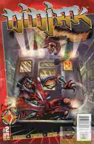 """Yesterday's"" Comic> Ninjak vol. 2 #2"