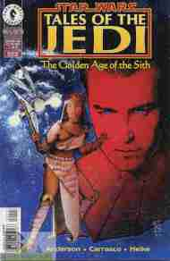 """""""Yesterday's"""" Comic> Star Wars: Tales Of The Jedi – The Golden Age Of The Sith#1"""