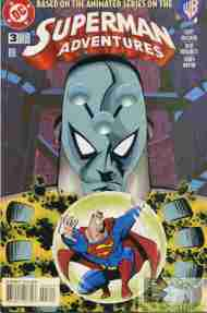 """Yesterday's"" Comic> Superman Adventures #3"
