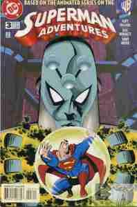 Superman Adventures #3