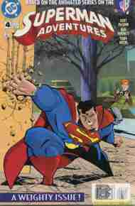 """Yesterday's"" Comic> Superman Adventures #4"