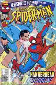 """Yesterday's"" Comic> The Adventures Of Spider-Man #2"