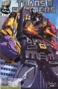 """Yesterday's"" Comic> Transformers: Generation One #6"