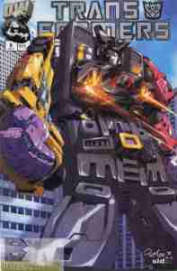 Transformers Generation One #6