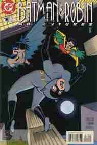 """Yesterday's"" Comic> Batman & Robin Adventures #16"