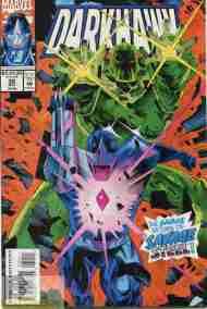 """""""Yesterday's"""" Comic> Darkhawk#32"""