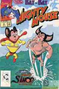 Mighty Mouse #3 (Marvel)