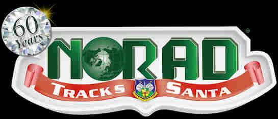 Norad Tracks Santa 60 yrs