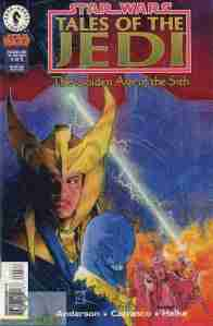 Star Wars TOTJ Golden Age Of The Sith #4