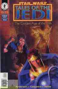 """""""Yesterday's"""" Comic> Star Wars: Tales Of The Jedi – Golden Age Of The Sith#5"""