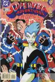 """""""Yesterday's"""" Comic> Superman Adventures#5"""