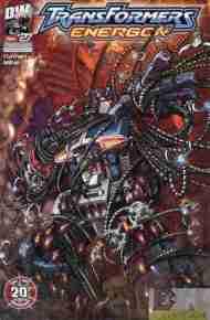 """Yesterday's"" Comic> Transformers Energon#27"