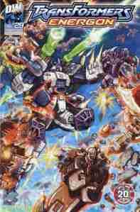 Transformers Energon #29