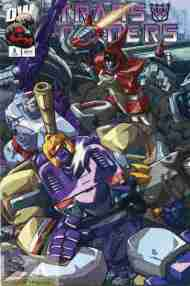"""""""Yesterday's"""" Comic> Transformers: Generation One vol 2#3"""