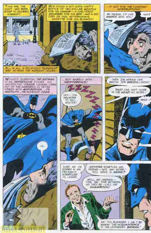 Batman #307 fav scene