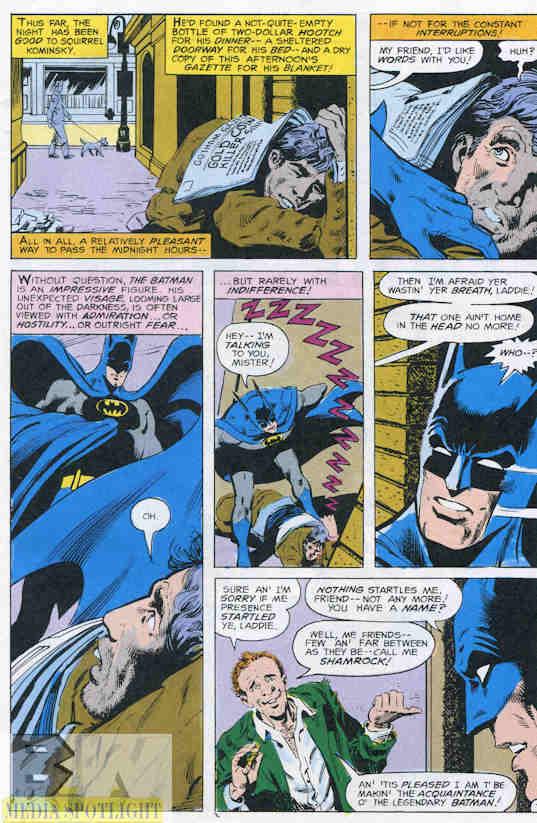 Batman #307 fav scene