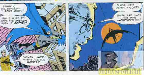 Batman #307 Jim Gordon