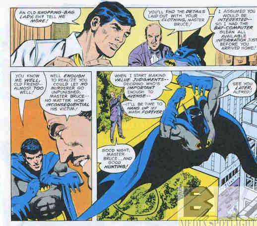 Batman & Alfred