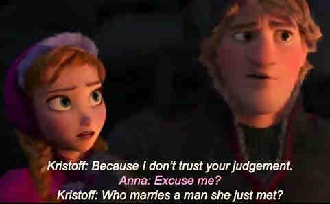 judgement trust