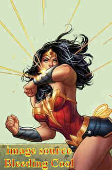 Wonder Woman Frank Cho variant