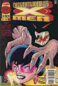 Adventures Of The X-Men #7