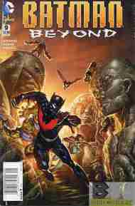 """Today's"" Comic> Batman Beyond #9 (DC You)"