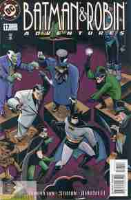 """Yesterday's"" Comic> Batman & Robin Adventures#17"
