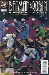 Batman & Robin Adventures #17