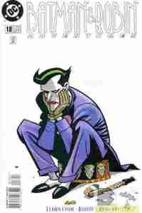 Batman & Robin Adventures #18