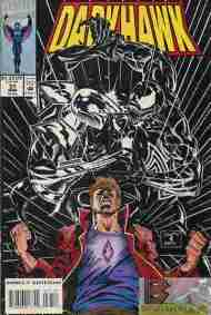 """Yesterday's"" Comic> Darkhawk #37"