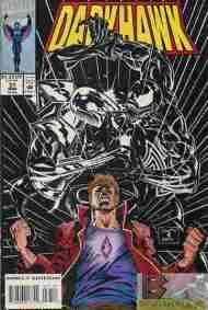 """""""Yesterday's"""" Comic> Darkhawk#37"""