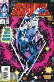"""Yesterday's"" Comic> Darkhawk #38"