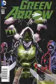 """""""Today's"""" Comic> Green Arrow #49 (DCYou)"""
