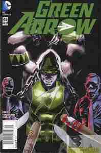 Green Arrow #49 (DC You)