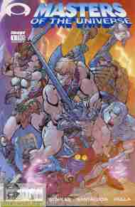 """Yesterday's"" Comic> Masters Of The Universe (2002) #1"