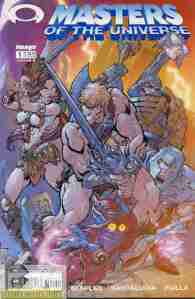 Masters Of The Universe #1 (Image)