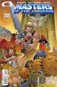 """""""Yesterday's"""" Comic> Masters Of The Universe (2000)#2"""