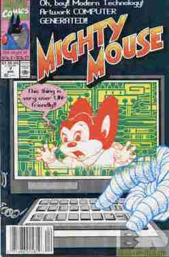 Mighty Mouse #7 (Marvel)