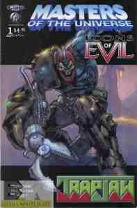 MOTU Icons Of Evil Trapjaw