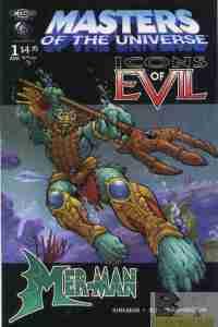 MOTU Masters Of Evil Mer-Man