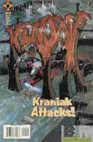 """Yesterday's"" Comic> Ninjak vol. 2#9"