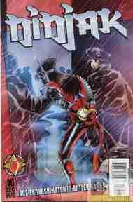 """Yesterday's"" Comic> Ninjak vol 2#10"