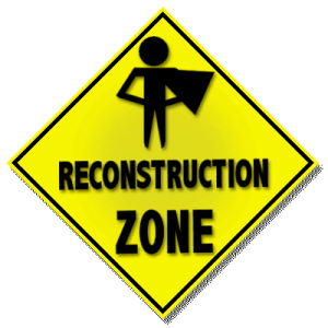 Reconstruction Zone logo