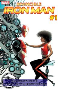 Riri Williams, Ironheart