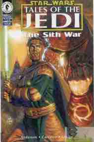 """Yesterday's"" Comic> Star Wars: Tales Of The Jedi – The Sith War #1"